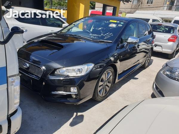 Subaru Levorg 1,6L 2015-4