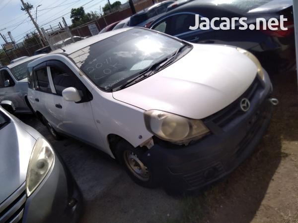 Mazda Familia 1,6L 2011-1