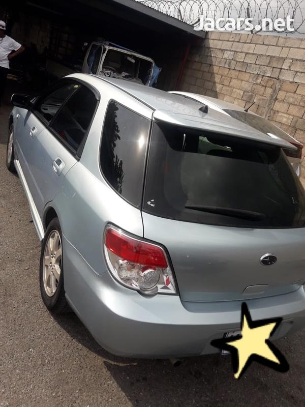Subaru Legacy 1,8L 2007-5