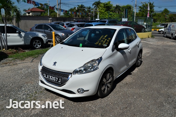 Peugeot 207 1,6L 2014-3