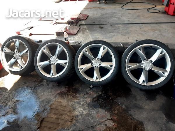 Audi 19 inch Rims-4