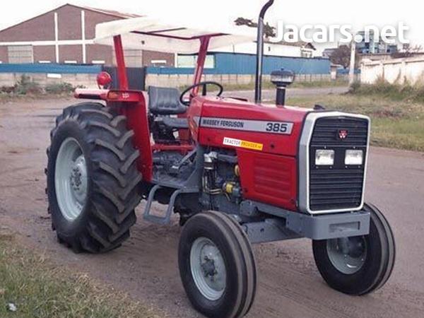 2021 Brand New Massey Ferguson 385 Tractors-4