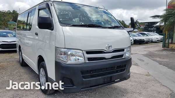 Toyota Hiace 2,5L 2013-1