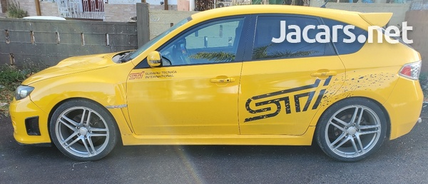 Subaru WRX STI 2,5L 2010-2