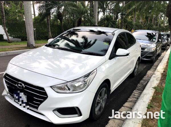 Hyundai Accent 1,5L 2020-1