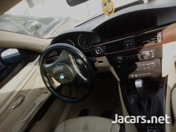 BMW 3-Series 2,0L 2011-2