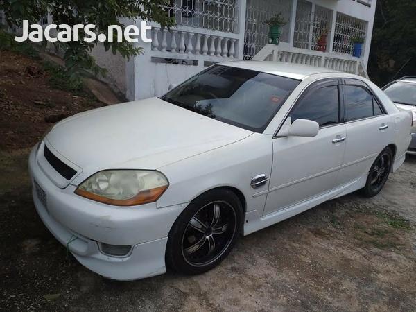 Toyota Mark II 2,5L 2003-1