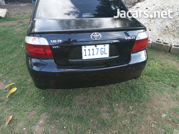 Toyota Vios 1,5L 2006-6