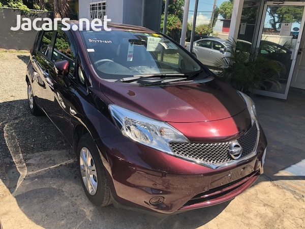 Nissan Note 1,1L 2015-2