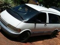 Toyota Privea 4,0L 1992