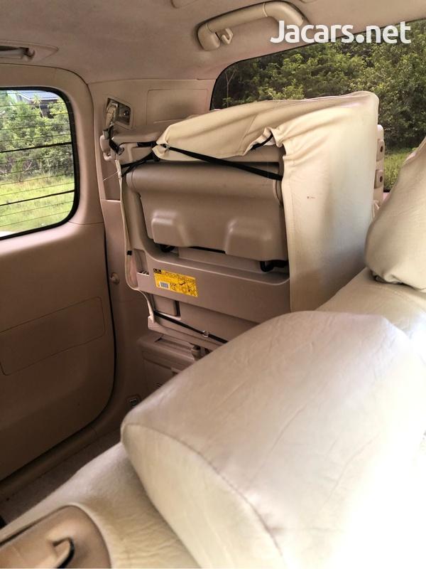 Toyota Alphard 2,4L 2011-7
