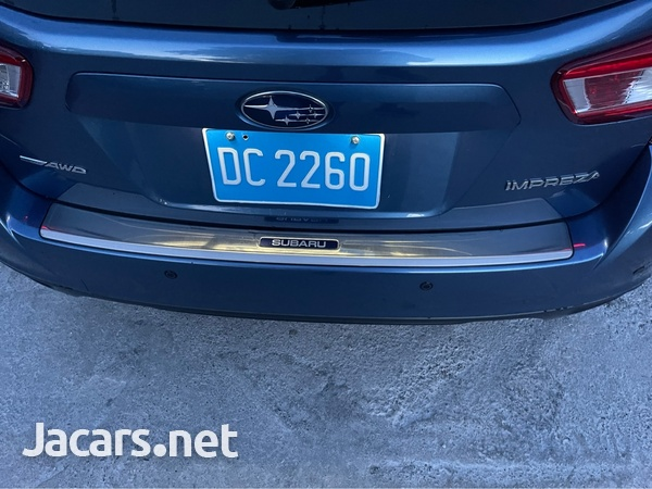Subaru Impreza 2,0L 2016-13