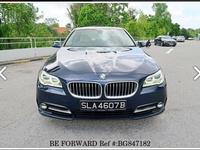 BMW 5-Series 1,9L 2014
