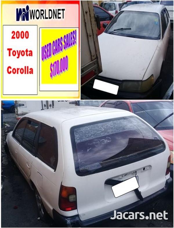 Toyota Corolla 2,0L 2000