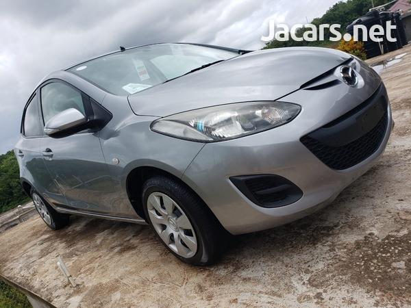 Mazda Demio 1,3L 2012-1