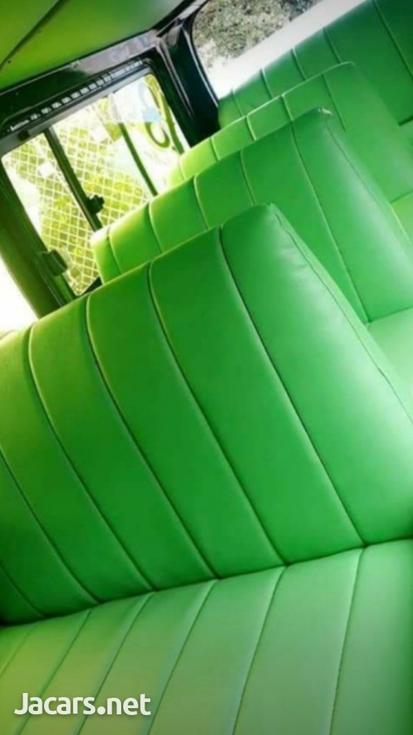BUS SEATS WITH COMFORT AND STYLE.WE BUILD AND INSTALL.CONTACT 8762921460-8