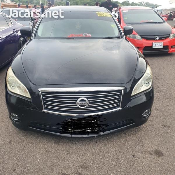 Nissan Fuga 3,0L 2010-2