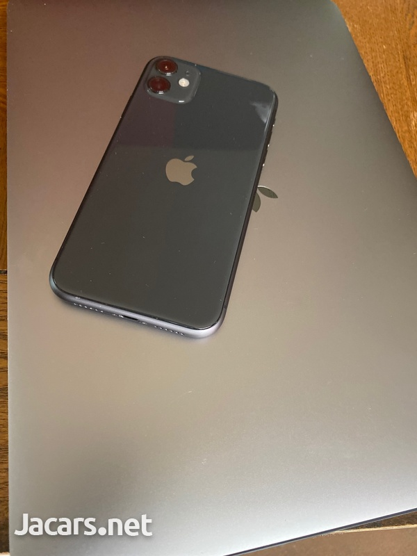 Space Gray fully unlocked iPhone 11 64gb-5