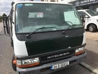 Mitsubishi TwinCab Dropside/Tipper Truck