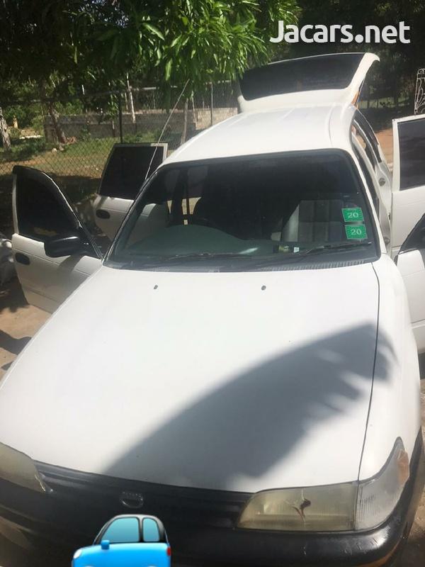 Toyota Corolla 1,4L 1999-7