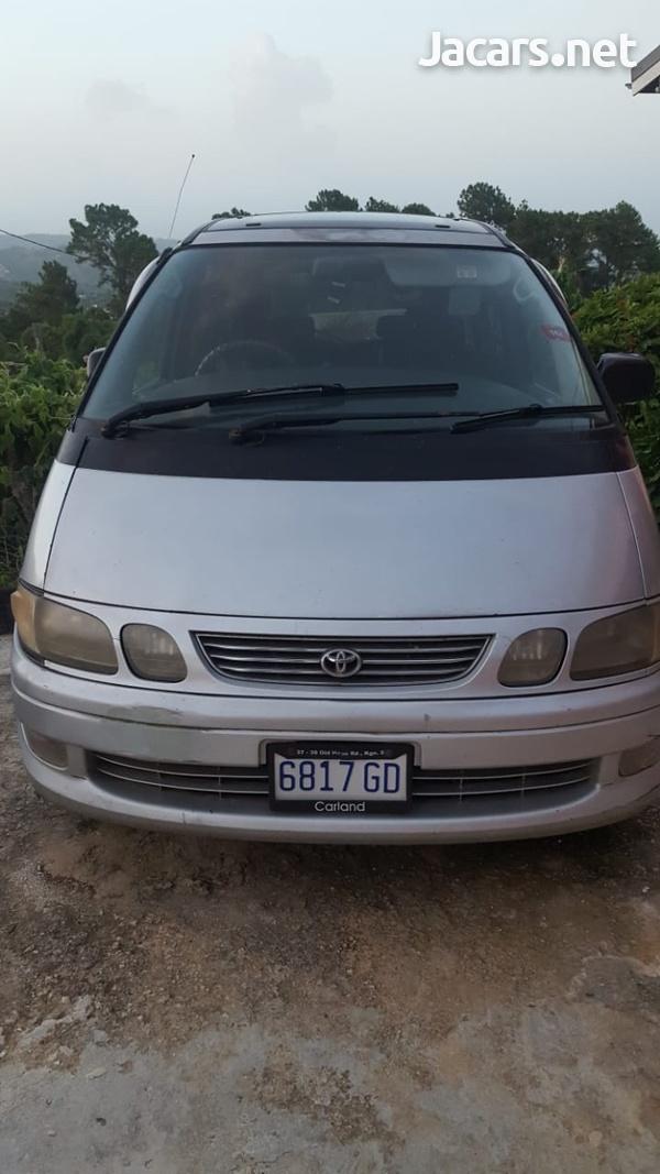 Toyota Estima 2,0L 1998-1