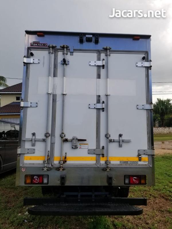 2015 Isuzu Elf Freezer Truck-5