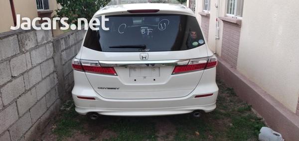 Honda Odyssey 2,4L 2012-10