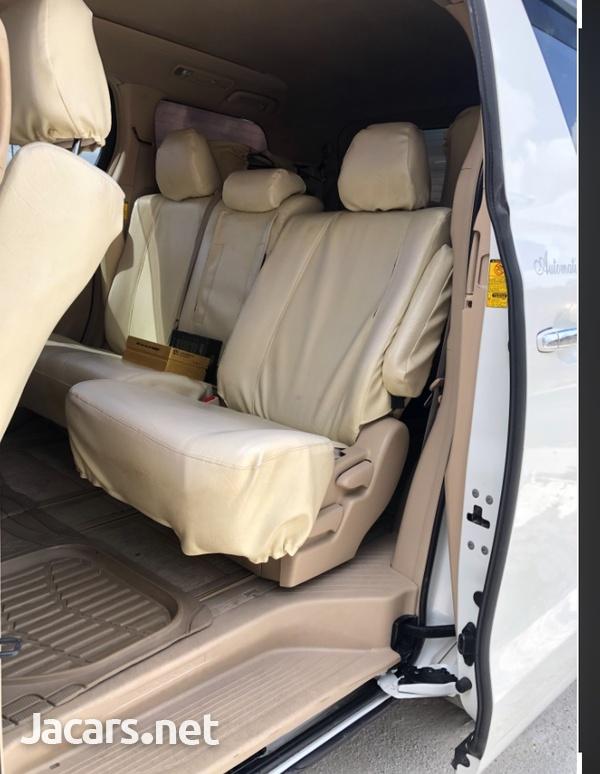Toyota Alphard 2,4L 2011-2