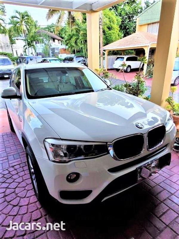 BMW X3 2,0L 2015-1