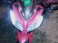 2018 supra 250cc 6 speed Bike