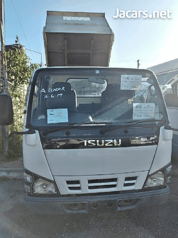 2005 Isuzu Elf Tipper Truck-1