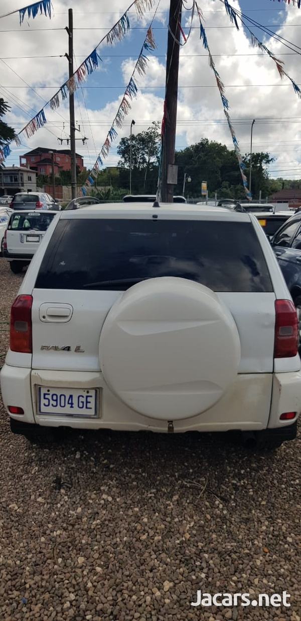 Toyota RAV4 2,0L 2000-2