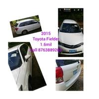 Toyota Fielder 2,2L 2014