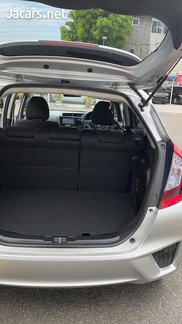 Honda Fit 1,5L 2015-13