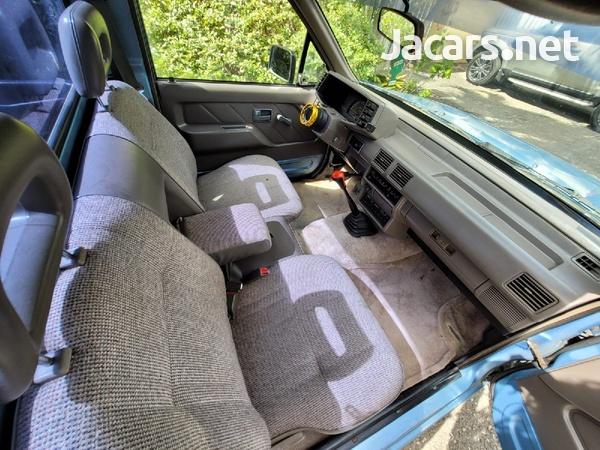 Isuzu Pick-up 2,3L 1991-4