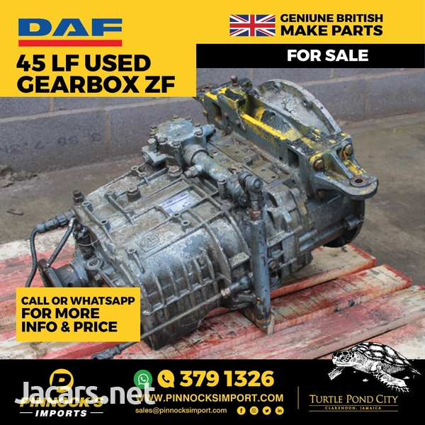 IVECO / DAF GEAR BOXES-2