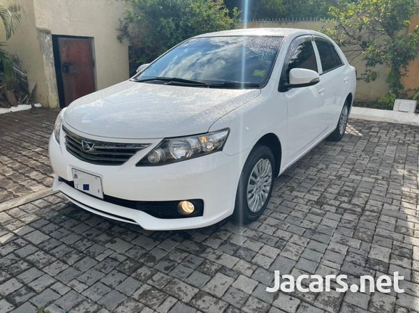 Toyota Allion 1,8L 2015-2
