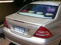 Mercedes-Benz C-Class 2,0L 2002