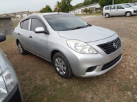Nissan Latio 2,0L 2013