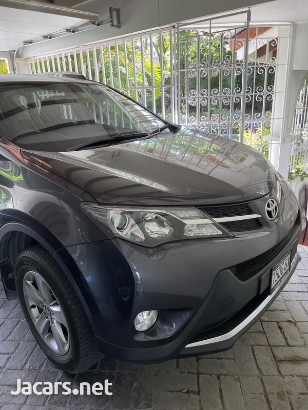 Toyota RAV4 2,0L 2015-1