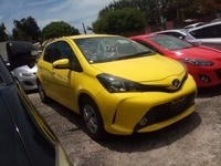 Toyota Vitz 1,1L 2014