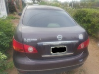 Nissan Sylphy 2,0L 2008