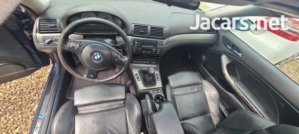 BMW M3 3,0L 2002-12