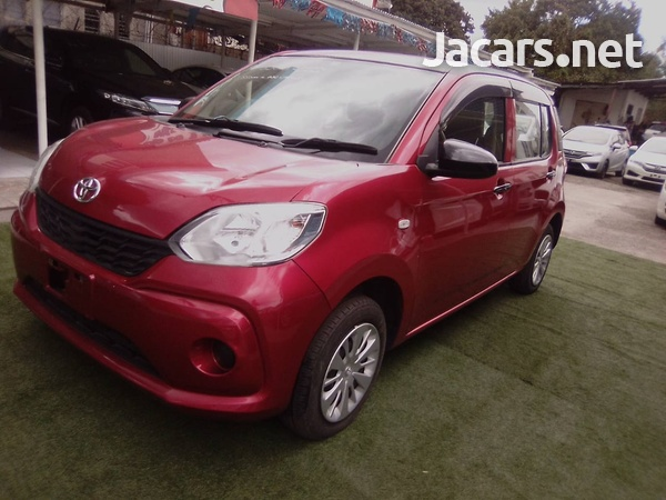 Toyota Passo 1,0L 2017-8