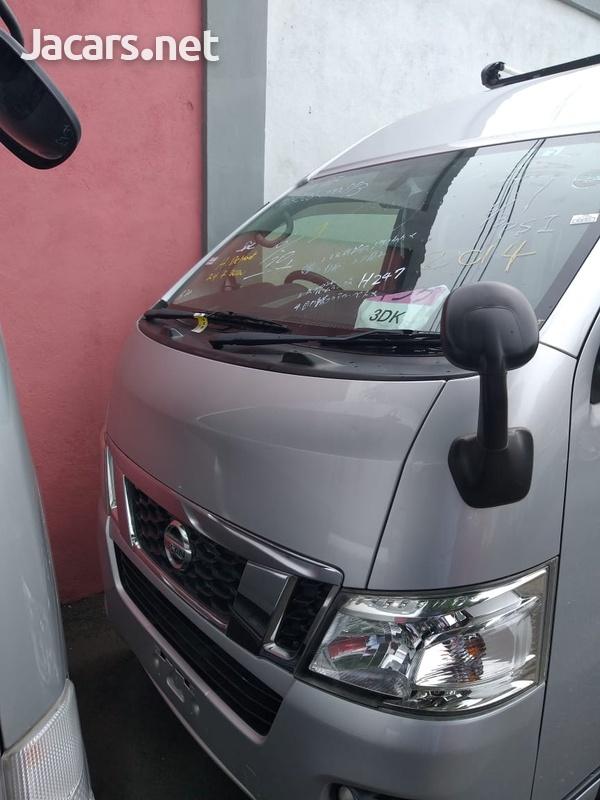 Nissan Caravan 2,0L 2014-2