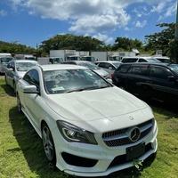 Mercedes-Benz CLA-Class 2,0L 2017
