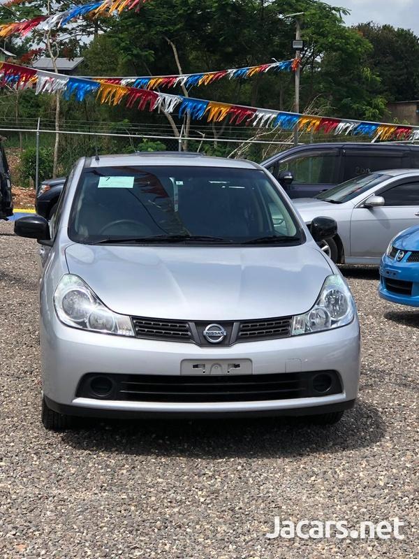 Nissan Wingroad 1,8L 2014-1
