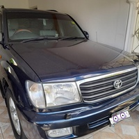 Toyota Land Cruiser 4,7L 2002