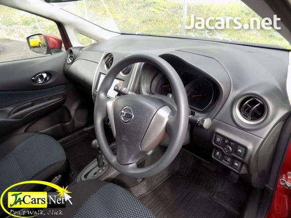 Nissan Note 2,0L 2015-7