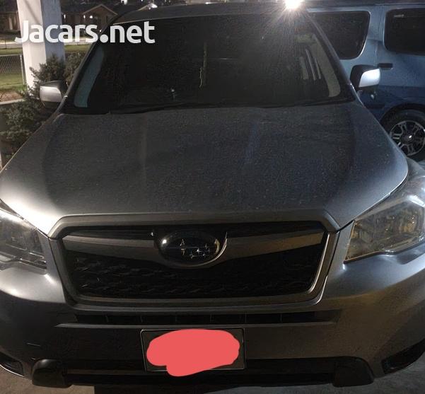 Subaru Forester 2,0L 2014-4